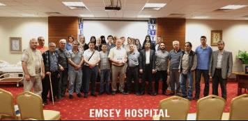 Emsey Hospital Gelecek Guzel Gelecek
